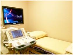 超音波檢查室