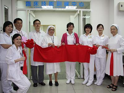 <ul> <li>6月5B內科病房整修。</li> <li>64切電腦斷層掃描儀啟用。</li> <li>護理部臨床技能中心成立。</li> <li>7月胸腔復原治療中心成立</li> <li>8月復健科裝修竣工啟用。</li> </ul>