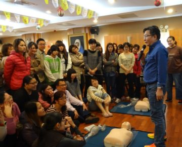 「高級心臟救命術再認證(ACLS Renewal Course)」訓練課程