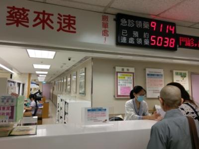 <ul> <li>1月醫院評鑑為「醫院評鑑優等(區域醫院)」。</li> <li>6月實施藥來速,讓持慢性病連續處方箋者領藥更方便。</li> </ul>
