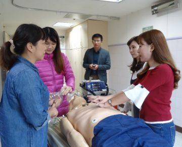 108年度高級心臟救命術(ACLS)訓練課程