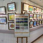 日間照護中心第十二屆病友美術作品成果展開幕式